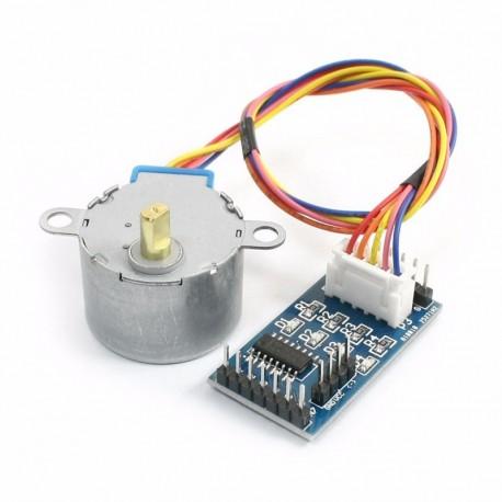 Kit motor paso a paso driver uln2003 tienda8 for Amigo motors el paso tx