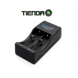 Cargador TrustFire Para Baterías Li Ion de Gran Capacidad TR-006