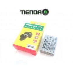 NB-10L Batería Alternativa para G1X G15 G16 SX60HS