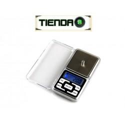 Mini Pesa Digital Portátil De Precisión 100g, Sensibilidad 0.01g