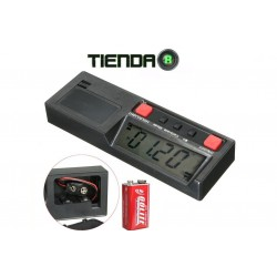 Inclinómetro Digital Profesional de Alta Precisión
