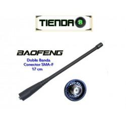 Antena 17cm Original Baofeng 136-174 / 400-520MHz