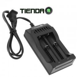 Cargador Para Baterías TrustFire TR-017