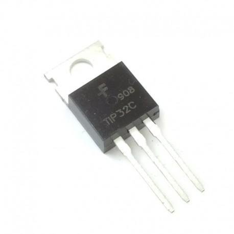 TIP32C TIP32 Transistor PNP 100V, 3A