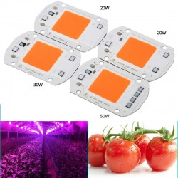 Led COB Chip Full Spectrum, 30W, 220V