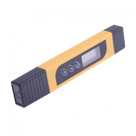 Medidor Digital 3 En 1, Calidad del Agua TDS, EC y Temperatura