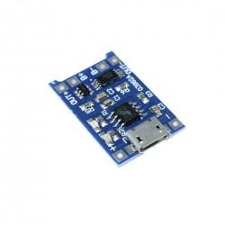 Modulo TP4056 para Carga de Baterías de Li-Ion