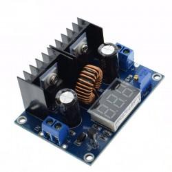 Regulador Voltaje Step Down XL4016, 8A, Display Digital
