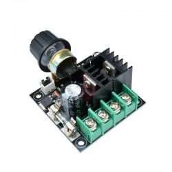 Control de Velocidad DC 400W, 12 a 40Vdc, PWM: 0%-100%
