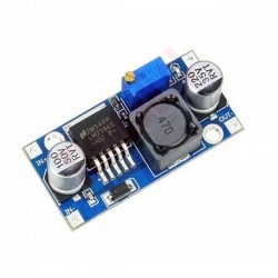 Convertidor DC-DC Step Down LM2596, Ajustable