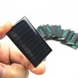 Panel Solar Celda 5V 30mA Policristalino Proyectos DIY