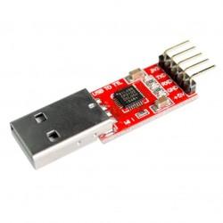 Convertidor USB A TTL Chipset CP2102, Arduino
