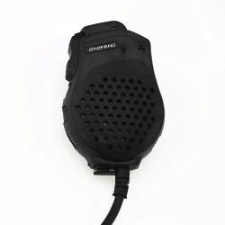 Micrófono Parlante Doble PPT para Baofeng UV-82, GT-5, etc.