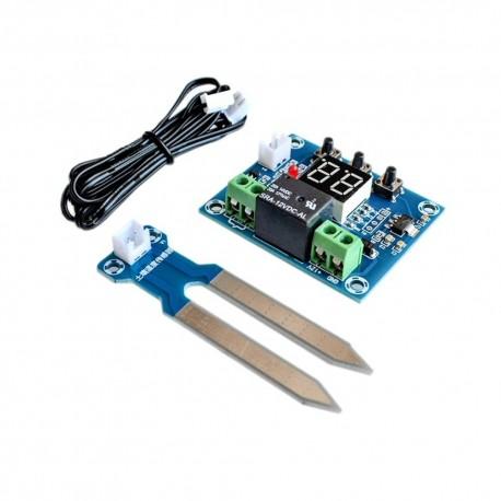 Control de Humedad de Suelo XH-M214 Para Riego Automático