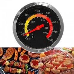 Termómetro Analógico 450 °c, Ideal Para Hornos, Cocinas, Etc