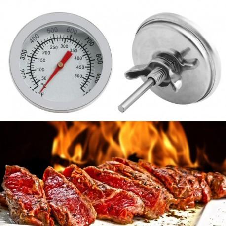 Termómetro Analógico 500 °C, Ideal Para Hornos, Cocinas, Etc