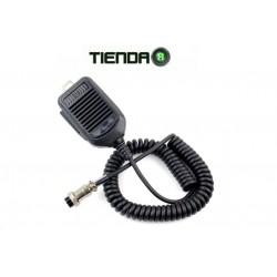 Micrófono Para Icom HM-36, 8 Pines (Redondo)