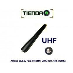 Antena Stubby UHF Para Motorola PRO5150/7150 (430-470MHz)