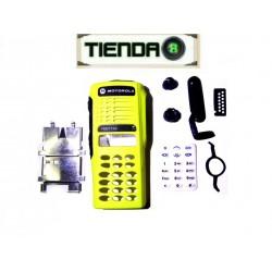 Carcasa Para Motorola Pro7150 - Color Amarillo