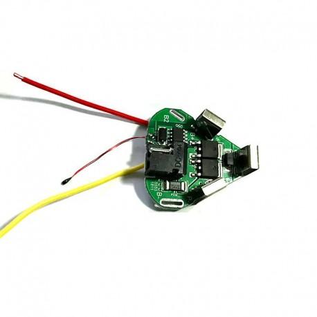 3S 8A BMS Circuito Cargador Para Pack Batería de Taladro 12V DC