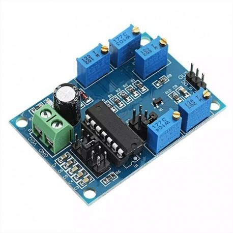 Generador De Funciones ICL8038 Baja y Media Frecuencia 10Hz-450KHz