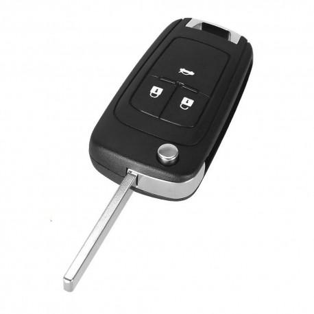 Carcasa Llave Para Chevrolet Cruze, Tracker, Spark, Etc