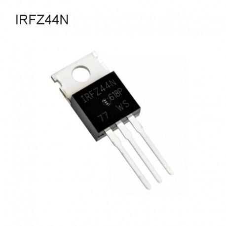 Transistor Mosfet IRFZ44N, 49A, 55V, 250W, Canal N