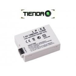 LP-E8 Batería Alternativa para Canon T2i, T3i, T5i
