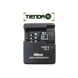 MH-23 Cargador de Batería Alternativo Nikon