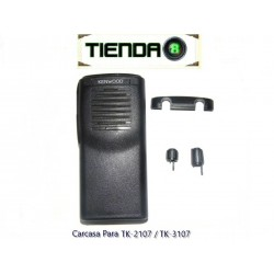 Carcasa Para Kenwood TK-2107 / TK-3107 - Color Negro