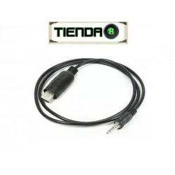 Cable de Programación Para Portátiles Yaesu / Vertex VX-6, VX-7