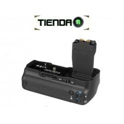 Batería Grip BG-E8 para Canon 550D/600D/650D, EOS Rebel T2i, T3i, T4i, T5i