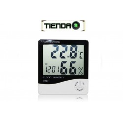 Termómetro Higrómetro Digital Interior HTC-1