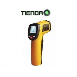 Termómetro Pistola Láser GM300 - Mide Temperatura A Distancia