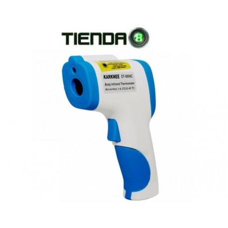 Termómetro Infrarrojo Sin Contacto, Para Medir Temperatura Corporal