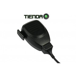Micrófono 6 Pines para Radios Moviles Kenwood TK-760, TK-860 y Otras