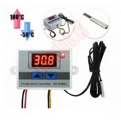 Control de Temperatura ON/OFF XH-W3001 Termostato/Incubadora