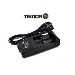 Cargador TrustFire TR-001 para Baterías Li-Ion