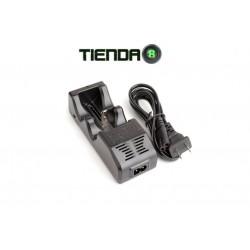 Cargador Rápido TrustFire TR-005 Para Toda Batería de Litio