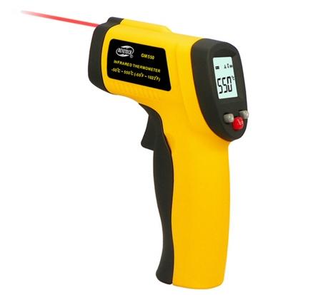 Laser de temperatura
