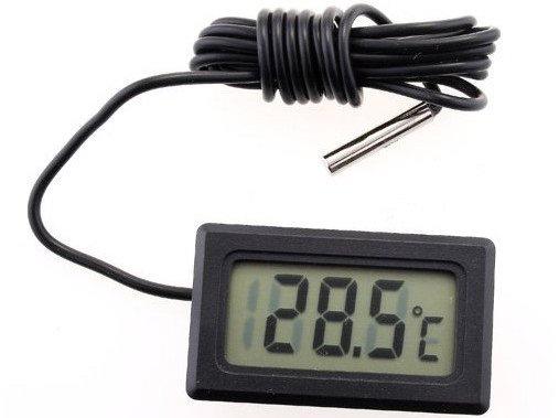 Medidor digital de temperatura ambiental muy barato - Medidor de temperatura ...