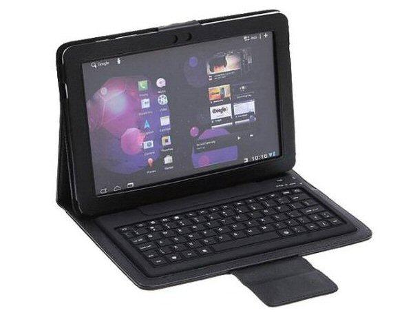 No confundir con teclados para tablet de 10' con conexión USB (que