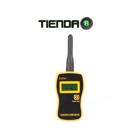 Contador de Frecuencia y Medidor de Potencia para Radios GY-561