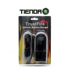 Cargador de Cuna para Baterias TR-002, TrustFire
