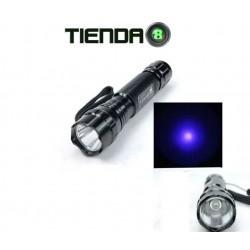 Linterna Ultravioleta WF-501b, UltraFire
