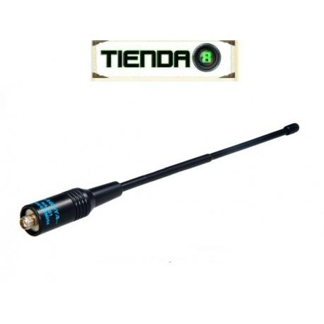 Antena Nagoya NA-701 Dual Banda 144MHz/430 MHz SMA-F