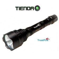 Linterna Súper Potente TrustFire T1 - 1600 Lúmenes