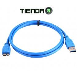 Cable Usb 3.0 Para Discos Externos Y Otros Dispositivos!