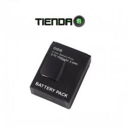 2 Baterías Gopro Pro Hero3/3+ 1600mAh Con Cargador Doble!
