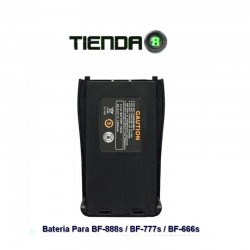Batería Para Baofeng BF-888s, Li-Ion, 1500mAh/3.7V